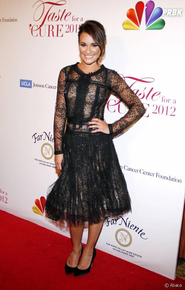Lea Michele en 2013