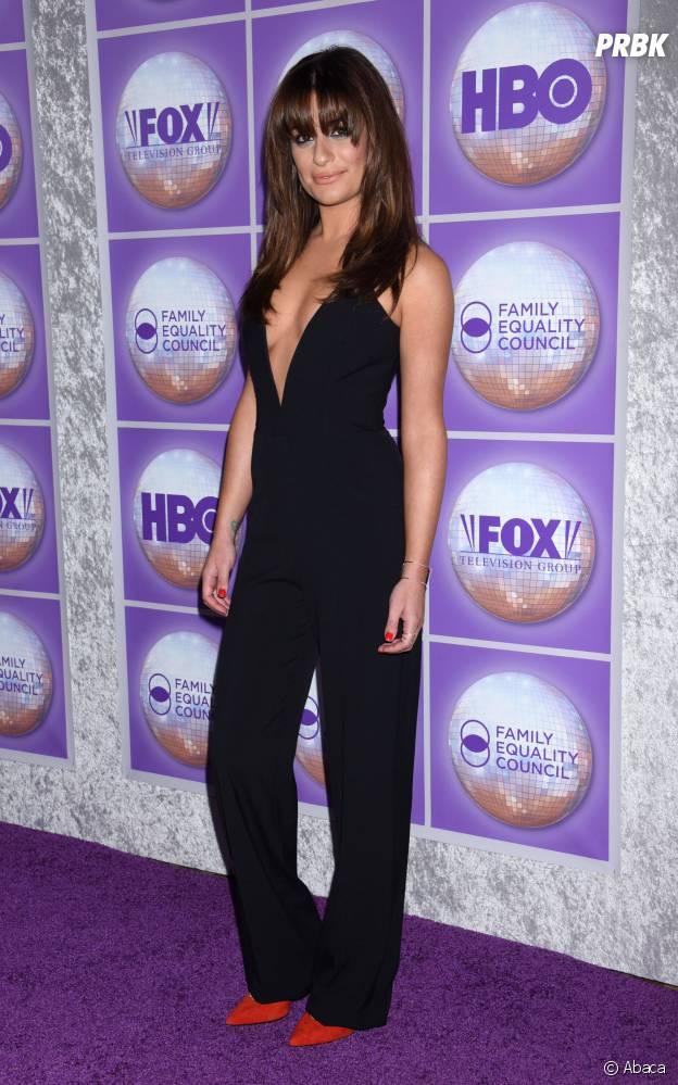Lea Michele en 2015