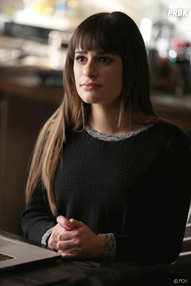 Lea Michele dans la saison 5 de Glee