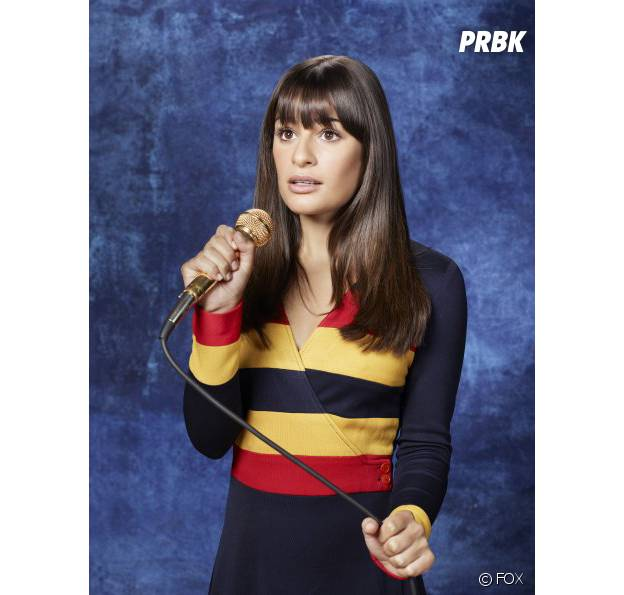Lea Michele dans la saison 3 de Glee