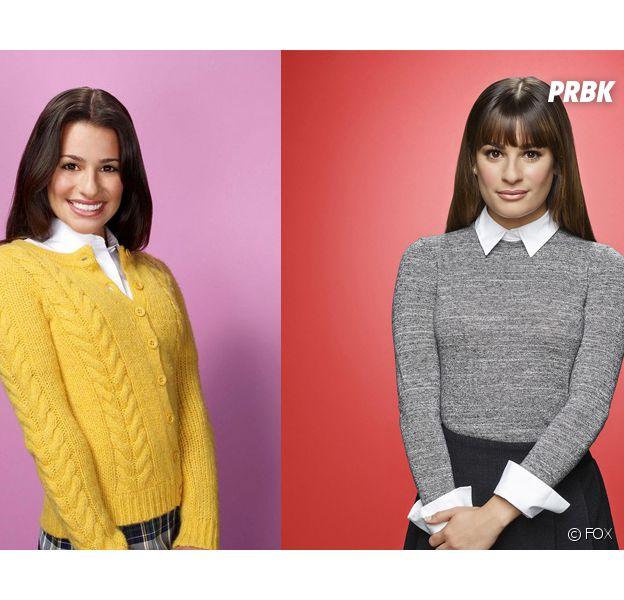 Lea Michele : avant et après Glee, son évolution