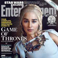 """Game of Thrones saison 5 : nouveaux looks pour les personnages avant une """"année sanglante"""""""