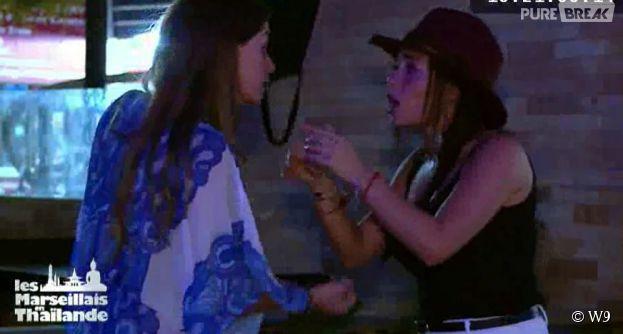 Les Marseillais en Thaïlande : Stéphanie se clashe avec Norma Julia lors de l'épisode 11 diffusé le 13 mars 2015, sur W9