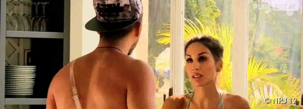 Somayeh (Les Anges 7) copie-t-elle le look de Nabilla Benattia ? Sa réponse