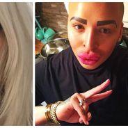 Kim Kardashian : son fan qui se ruine pour lui ressembler revient plus terrifiant que jamais !