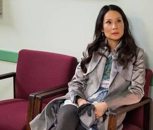 Elementary saison 3 : Lucy Liu sur une photo