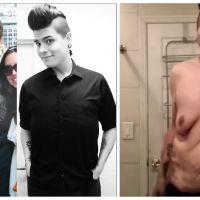 Après avoir perdu 125 kilos, il montre son corps en vidéo, les internautes changent sa vie