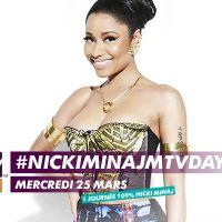 Nicki Minaj : la rappeuse prend le contrôle de MTV BASE aujourd'hui
