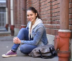 Clem saison 5 : Jade Pradin sur une photo