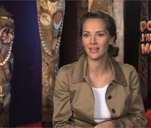 Melissa Theuriau en interview pour la sortie du film 'Pourquoi j'ai pas mangé mon père'