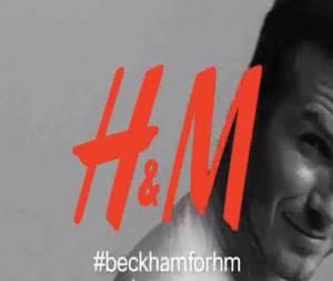 Beckham pour H&M en 2012
