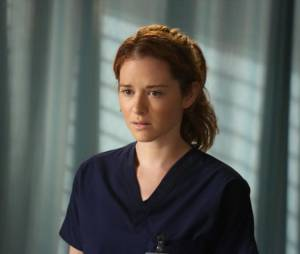 Grey's Anatomy saison 10 : April sur une photo