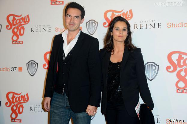 Faustine Bollaert et son mari Maxime Chattam attendent un deuxième enfant