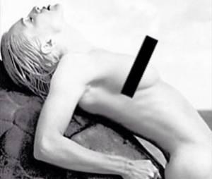 Madonna nue sur Instagram pour protester contre la censure