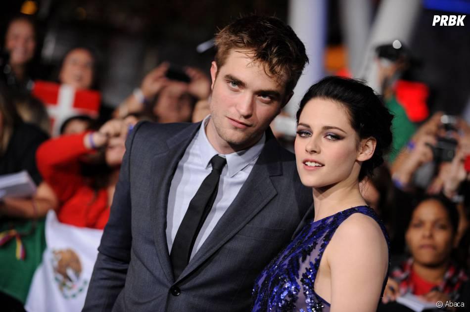 Kristen Stewart et Robert Pattinson ont été en couple jusqu'en 2013