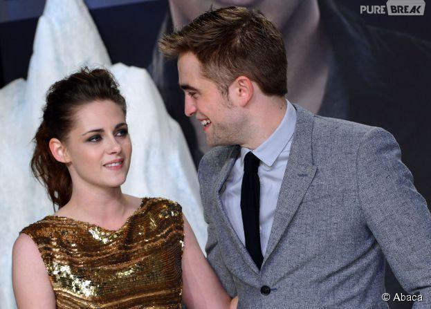 """Kristen Stewart """"va bien"""" après les fiançailles de Robert Pattinson"""