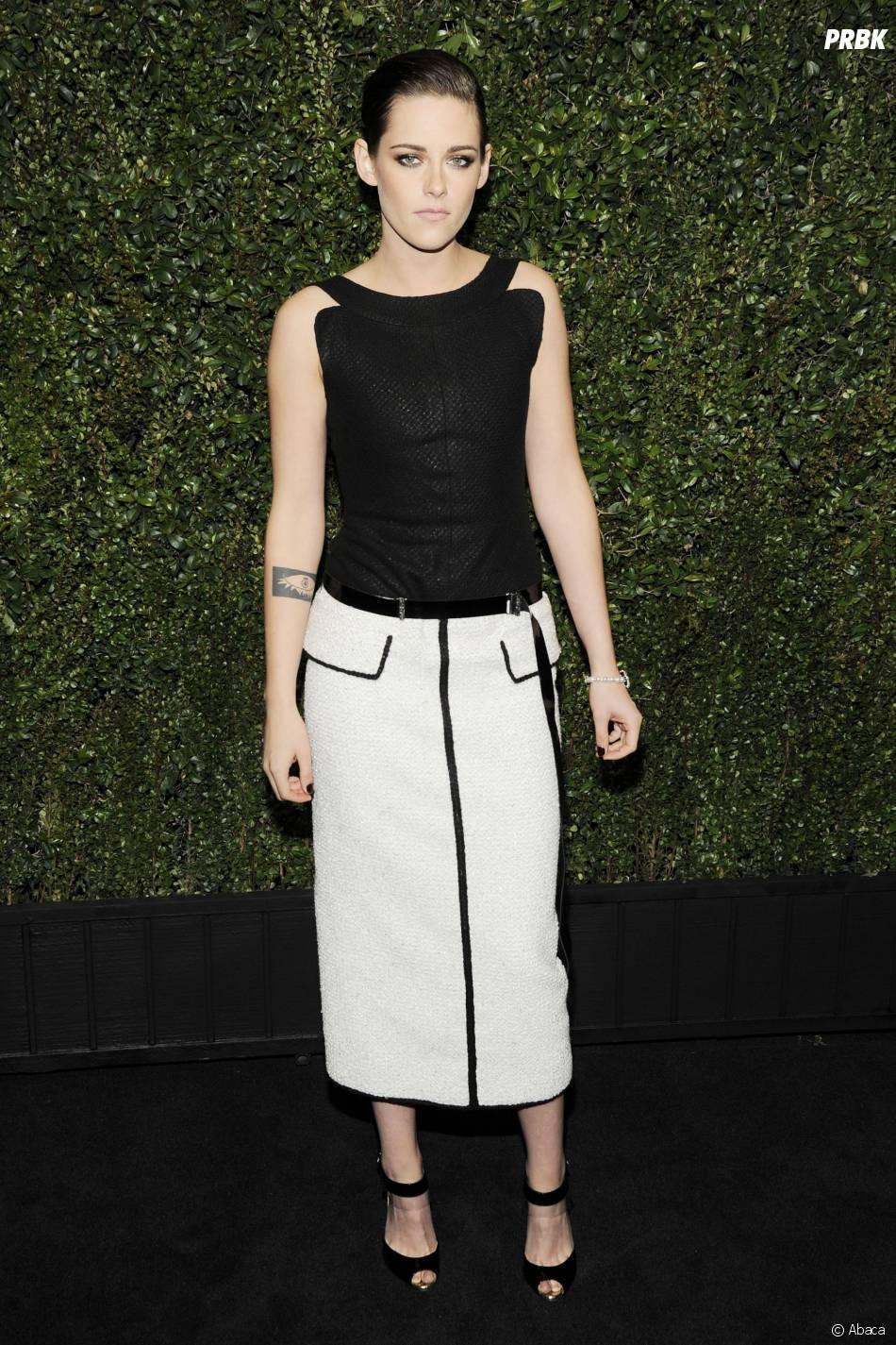 Kristen Stewart heureuse depuis sa rupture avec Robert Pattinson