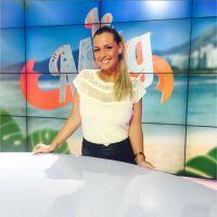 Aurélie Van Daelen (enfin) de retour dans Le Mag !