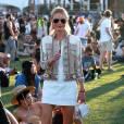Kate Boswort classe et sexy à Coachella le 11 avril 2015