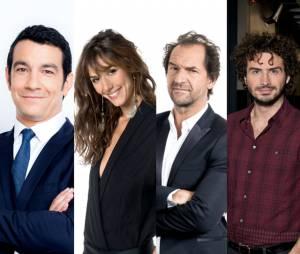 Doria Tillier, Maxime Musqua, Thomas Thouroude et Stéphane De Groodt rejoignent l'équipe du Grand Journal pour le Festival de Cannes 2015