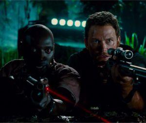 Jurassic World : bande-annonce avec Omar Sy et Chris Pratt