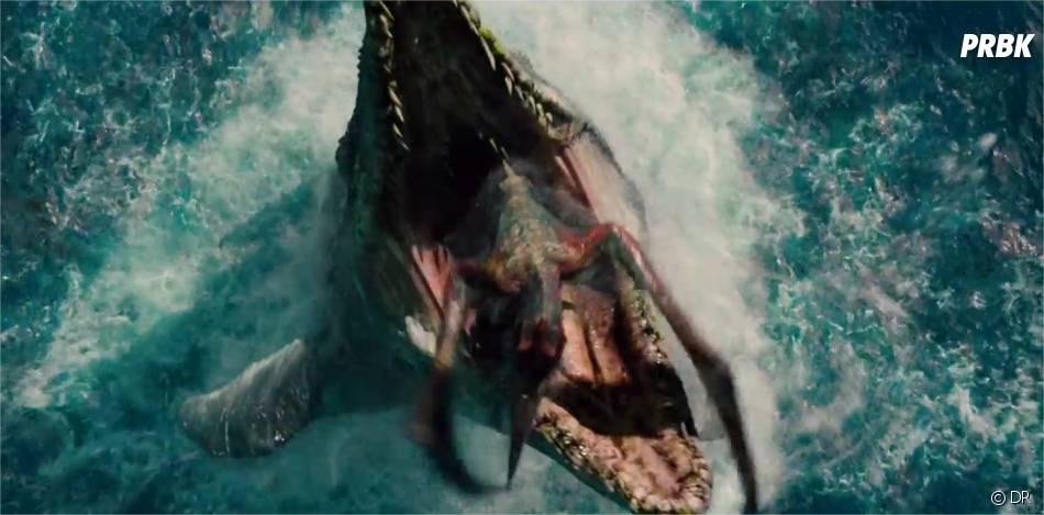 Jurassic World : un dinosaure flippant dans la bande-annonce