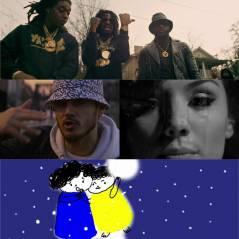 Sia, Gradur, Deen Burbigo... les meilleurs clips de la semaine