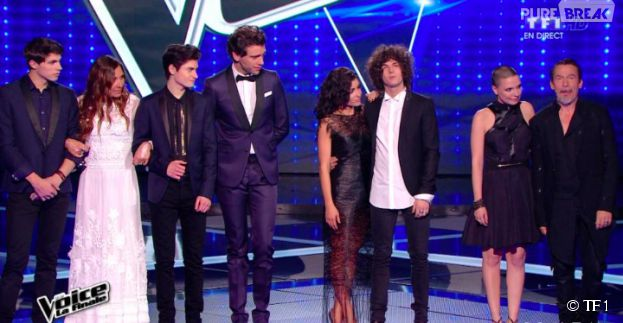 The Voice 4 : la robe de Jenifer amuse Twitter