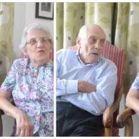 A 103 et 91 ans, ils décident de se marier... après 27 ans de relation
