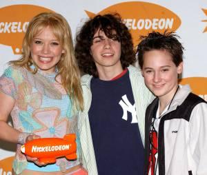 Lizzie Mcguire : les acteurs de la série aux Kids' Choice Awards 2003