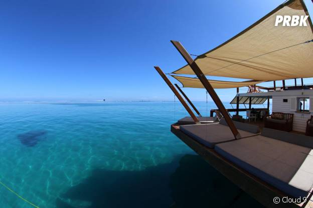 Autre vue de Cloud 9 Fiji