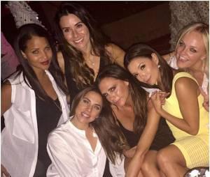 Spice Girls : retrouvailles du girls band, le 2 mai 2015 au Maroc