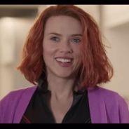 Scarlett Johansson en mode MILF sexy dans le SNL avant un faux trailer de Black Widow