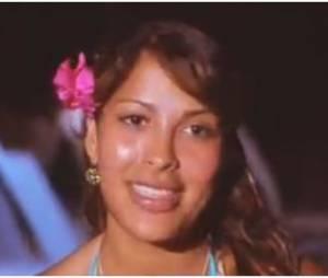 Gyselle Soares dans L'Ile de la tentation en 2006