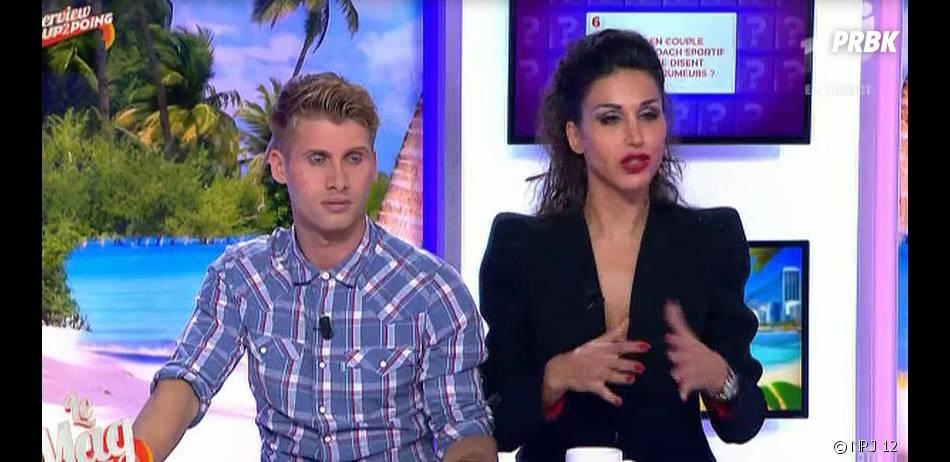 Somayeh (Les Anges 7) invitée du Mag de NRJ 12, le 5 mai 2015