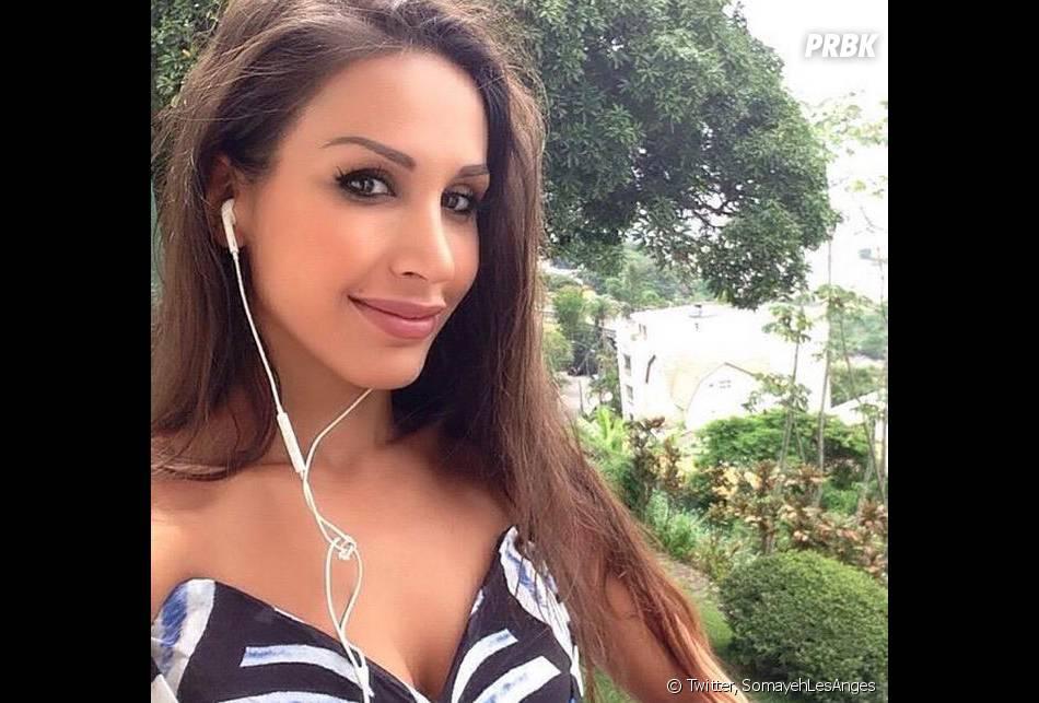 Somayeh (Les Anges 7) clashe Micha dans Le Mag de NRJ 12