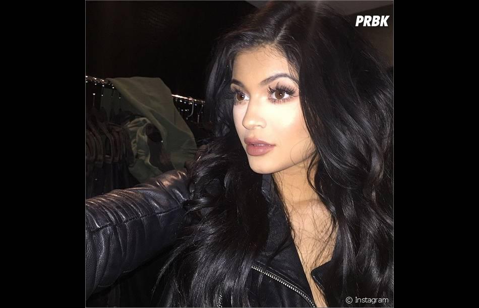Kylie Jenner : la soeur de Kim Kardashian se souciat déjà de son apparence à 10 ans