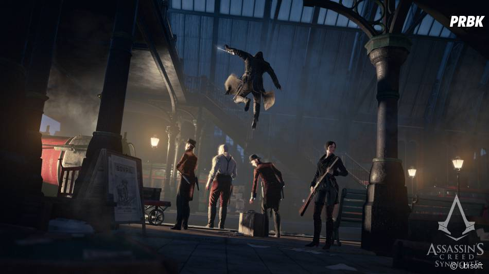 Assassin's Creed Syndicate sort le 23 octobre 2015 sur PS4, Xbox One et PC