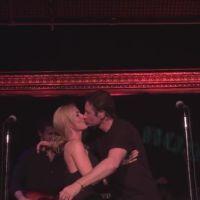 X-Files : David Duchovny et Gillian Anderson nous offrent enfin un baiser entre Mulder et Scully !