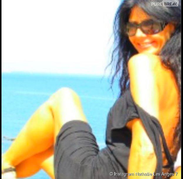 Nathalie (Les Anges 7) : photo sexy sur Instagram, le 15 mai 2015