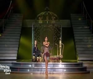 Leila Ben Khalifa : danse sur Simarik, de Tarkan, pour la finale de DALS
