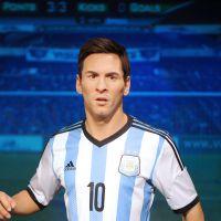 Lionel Messi : regard de truite et machoire The Mask, sa statue de cire ratée chez Madame Tussaud