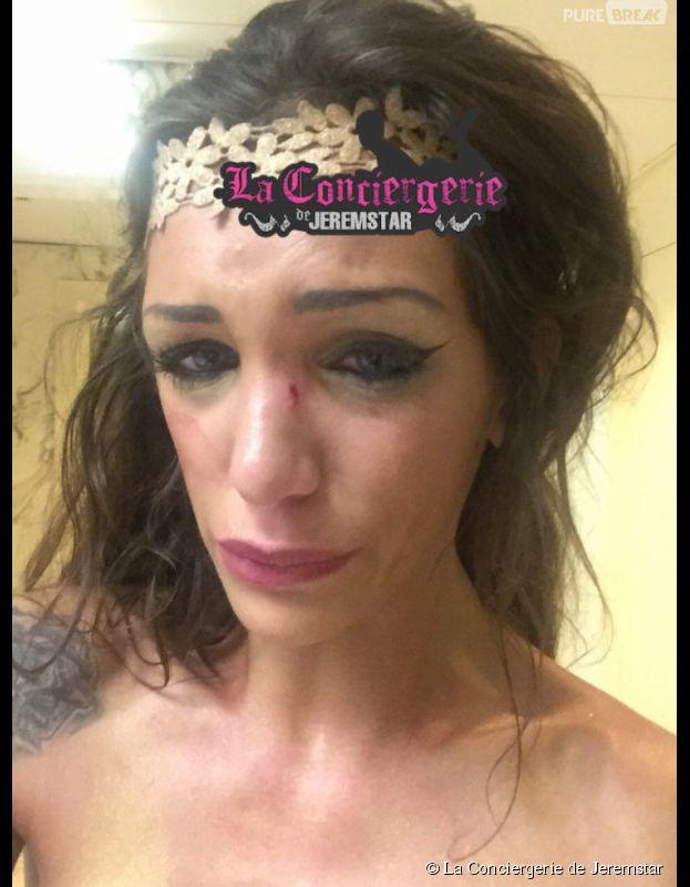 Julia (Les Anges 7) agressée à Cannes selon Jeremstar, le 18 mai 2015