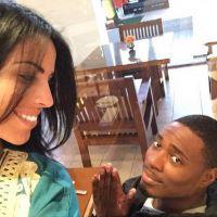 Siham Bengoua : pas touche aux fesses de Jessy Matador !
