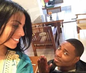 Siham Bengoua et Jessy Matador : le couple s'affiche sur Instagram, le 1er mai 2015