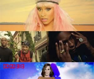 David Guetta & Nicki Minaj, Soprano, A$AP Rocky, Yelle et Rone dans les meilleurs clips de la semaine, mai 2015