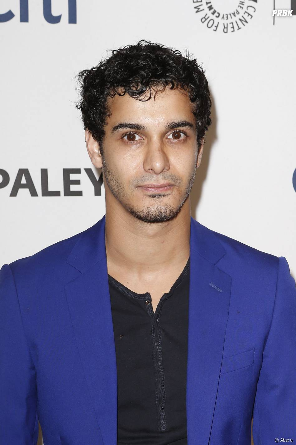 Elyes Gabel sur une photo