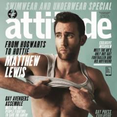 Matthew Lewis (Harry Potter) sexy en sous-vêtements : J.K. Rowling lui demande de se rhabiller