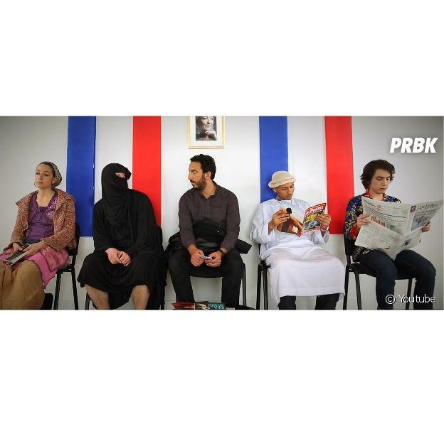 Le prochain Président : Marine Le Pen, la nouvelle vidéo de Farid Chamekh pour le Comedy Hub