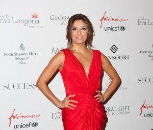 Eva Longoria au Global Gift Gala 2015, le 25 mai 2015